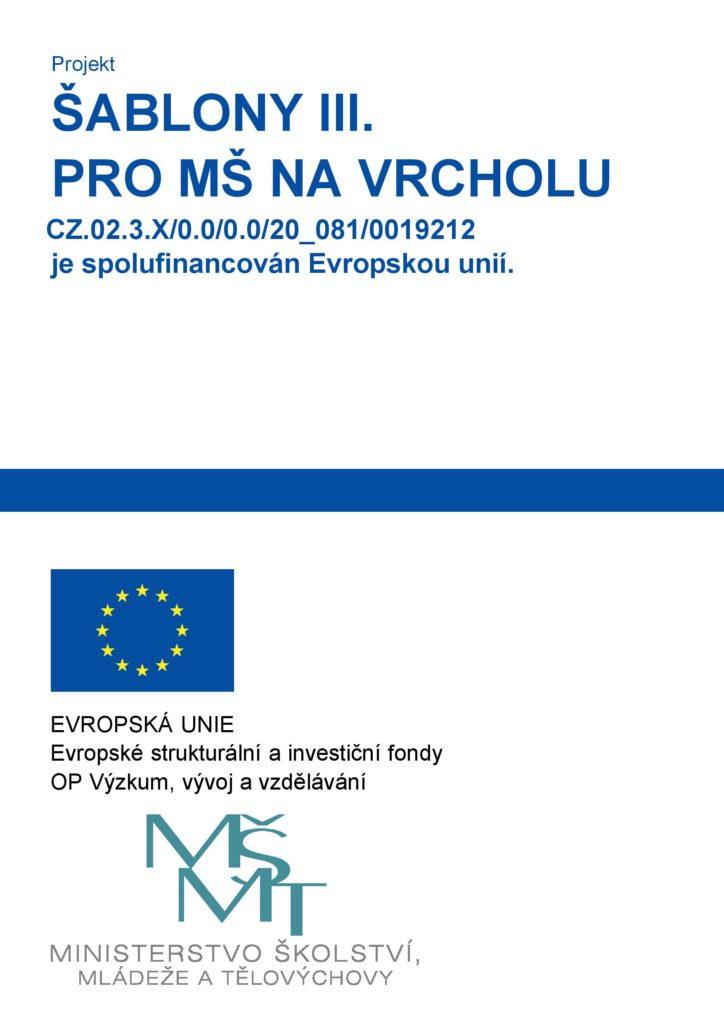 Publicita Šablony III.